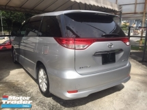 2009 TOYOTA ESTIMA 2.4 AERAS G FACELIFT.7 SEAT.2 POWER DRS.TRUE YEAR MADE CAN PROVE.BODYKIT.FRONT BACK DVD N CAMERA.XENON LAMP.FREE WARRANTY N MANY GIFTS