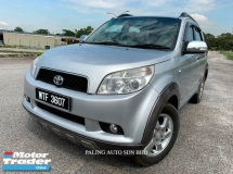 2010 TOYOTA RUSH 1.5S (A) 4WD 7 SEATER F.SPEC SUV