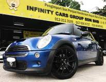 2006 MINI 3 DOOR COOPER S 1.6 SUNROOF & NUMBER PLATE 93