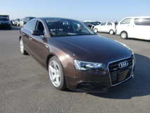 2014 AUDI A5 2.0 TFSI QUATTRO SPORTBACK 4 DOOR MMI PUSH START HIGH SPEC UNREG 2014