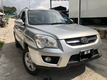 2011 KIA SPORTAGE 2.0 DOHC, Facelift, 4WD, Value Buy SUV, No Off-road, 1 Owner, Call Now