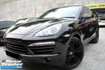 2010 PORSCHE CAYENNE Porsche CAYENNE 3.0 TD SROOF FSPEC TIPTRONIC SPORT