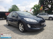 2016 PEUGEOT 408 2017 Peugeot 408 2.0(A) With Booklet