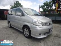 2013 NISSAN SERENA 2013 Nissan Serena 2.0(A) Highwaystar Warranty 1 Year