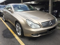 2006 MERCEDES-BENZ CLS-CLASS CLS350 Sunroof Registered 2009