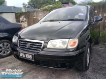 2005 HYUNDAI TRAJET 2.0 GLS (A) tip top condition ,naza ria body