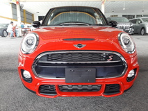 2015 MINI Cooper COOPER S JCW 2.0 TURBO CHARGED