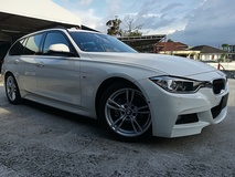 2014 BMW 3 SERIES 320I M-SPORT WAGON 2.0