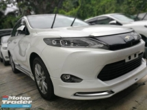 2015 TOYOTA HARRIER FULL LOADED (CNY 2019 OFFER NOW)