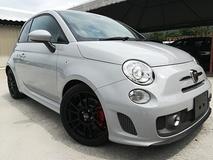 2014 FIAT ABARTH 595 1.4T