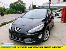 2014 PEUGEOT 408 2.0 TURBO FACELIFT 6 SPEED TIP TOP CONDITION POWERFULL CAR ONE MALAY OWNER
