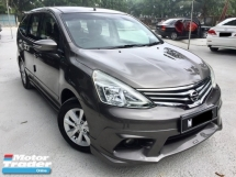 2015 NISSAN GRAND LIVINA IMPUL 1.8 LUXURY (A) LIMITED IMPUL FACELIFT MODEL FULL SVC RECORD