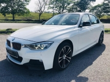 2013 BMW 3 SERIES F30 328i 2.0 (A) M Performance BodyKit Nappa Leather