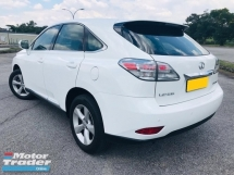 2011 LEXUS RX 350 3.5 CC  (A) V6 SUV Full Leather Power Boot Sunroof