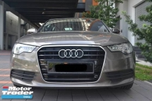 2013 AUDI A6  2.0 (A) TFSI - SUPERB CONDITION ( MUST VIEW ) NICE NO