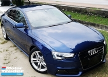 2015 AUDI A5 2015 AUDI A5 2.0 TFSI QUATTRO S-LINE FACELIFT SPORTBACK JAPAN SPEC CAR SELLING PRICE ONLY RM 199,000.00
