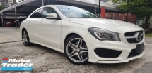 2013 MERCEDES-BENZ CLA 250 2.0 AMG UNREG JP SPEC CLEARANCE PRICE (RM169,000.00 NEGO)