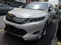 2013 TOYOTA HARRIER 2.0 New Model TRUE YEAR MADE 2013 NO SST Advance Premium Highest Spec with Modellister Kit 2015