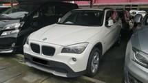 2011 BMW X1 S DRIVE 18I