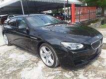 2015 BMW 640i 3.0 M Sport