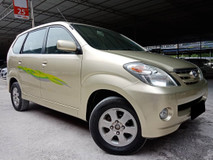 2006 TOYOTA AVANZA Toyota Avanza 1.3 VVTI AT TIPTOP CONDITION ONE OWNER