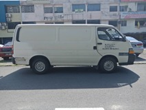 1998 TOYOTA HIACE 2.5 (M) CASH AND CARRY