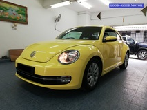 2012 VOLKSWAGEN BEETLE TSI 1.2 A LADY OWNER