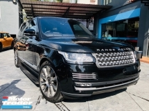2017 LAND ROVER RANGE ROVER VOGUE AUTOBIOGRAPHY LWB 5.0 V8 SUPERCHARGED FULLY LOADED
