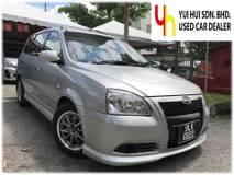 2011 NAZA CITRA ll 2.0 FACELIFT (A) LEATHER SEAT