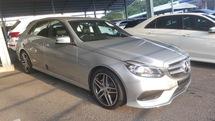 2013 MERCEDES-BENZ E-CLASS E200 AMG Sedan 2.0 Facelift