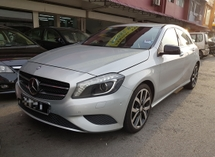 2014 MERCEDES-BENZ A-CLASS A200 TURBO AVANTGARDE