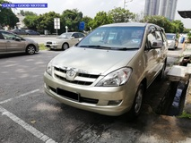 2006 TOYOTA INNOVA 2.0G (AT) WELCOME TEST DRIVE
