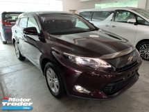 2014 TOYOTA HARRIER 2.0 UNREG