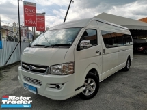 2016 TOYOTA HIACE 2.5 PLACER X FRD 6600C