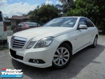 2010 MERCEDES-BENZ E-CLASS E250 CGI 1.8 Avantgarde W212 BlueEFFICIENCY NAVI ReverseCamera Luxury LikeNEW Reg.2013