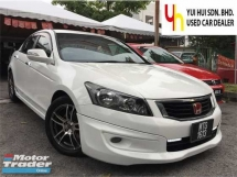 2009 HONDA ACCORD HONDA ACCORD 2.4 VTI-L (A) 1 GOOD OWNER FULL SPEC FULL BODYKIT