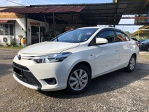 2013 TOYOTA VIOS 1.5J (AT)