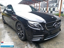 2017 MERCEDES-BENZ E-CLASS FULL VERSION AMG E43 AMG 4MATIC UNREG (CLERANCE STOCK)
