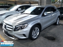 2015 MERCEDES-BENZ GLA 180 1.6 TURBO XENON DAYTIME LED SYSTEM REVERSE CAMERA PADLE SHIFT GEAR