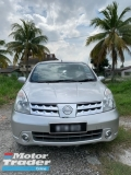 2010 NISSAN GRAND LIVINA 1.8 VTC LUXURY