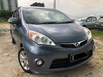 2012 PERODUA ALZA 1.5 Ezi , Full Spec, Airbags, ABS, 1 Owner, Clean Interior, Call Now