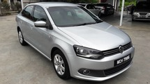 2012 VOLKSWAGEN POLO 1.6 (A) - Well Maintained