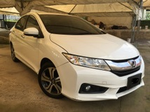 2016 HONDA CITY 1.5V Full Spec