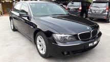 2008 BMW 7 SERIES 730LI - Push Start Button