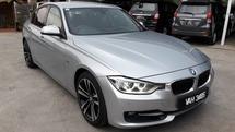 2012 BMW 3 SERIES 328I M-SPORT - Twinpower Turbo