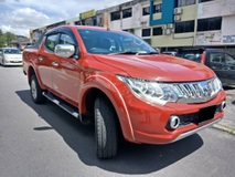 2015 MITSUBISHI TRITON 2.5 ADVENTURE 4WD (A) FULL LOAN