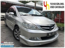 2007 HONDA CITY 1.5 VTEC (A) 1 OWNER FULL BODYKIT