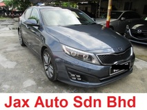 2014 KIA OPTIMA K5 2.0Ccc 69000km FULL SERVICE RECORD  facelift full spec leather seat sunroof