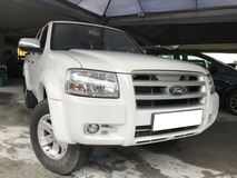 2009 FORD RANGER 2.5  (MT) XLT TDCI 4X4 DOUBLE CAB DIESEL TURBO
