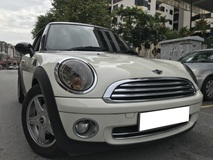 2009 MINI Cooper S 1.6 (AT) R56 P/SHIFT PUSH START  ONE CAREFUL OWNER
